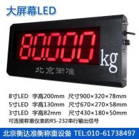 China The large screen LED display wholesale
