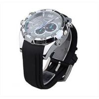 Night Vision Watch Hidden Spy Camera with DVR