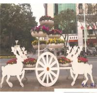 China Large Modern Iron Flower Racks wholesale
