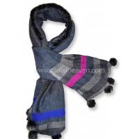 China Cashhmere scarves in contemporary designer patterns on sale