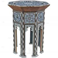 China Tables Style no. T033 - Mother of pearl inlaid table. on sale