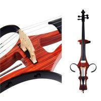 China Professional Coloured Electric Cello 4/4 with Cello Bow wholesale