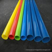 China List Of Electrical Plastic PVC Pipe With Competitive Price wholesale