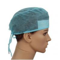 China Head Protection Series Doctor's cap with ties wholesale
