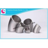 China DN15 Through DN1200 Factory-made Seamless/welded Buttwelding Steel Elbow on sale