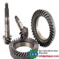 China Japan hino truck rear differential ring and pinion gears on sale