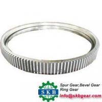 China high precision cnc machining ABS Gear ring with ISO01 wholesale