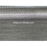 Shoe Making Material Wearable Plastic Weave Sheet Cloth