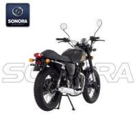 China LEXMOTO VALIANT 125 EFI Body Kit Engine Parts Complete Spare Parts High Quality wholesale