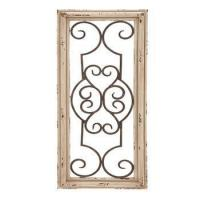 China Wood Metal Wall Panel, 25 by 10-Inch on sale