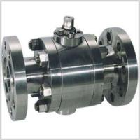 China Ball Valve Forged Flanged Ball Valve on sale