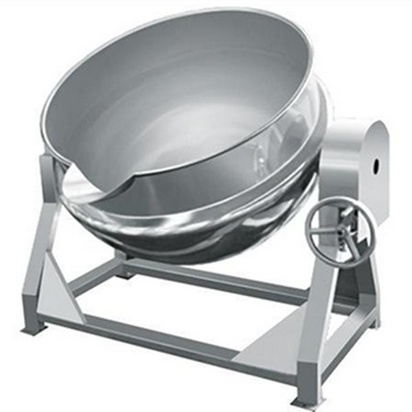 China Tilting Steam Jacketed Kettle