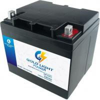 China Low Price 12V38AH UPS Battery For Fire Safety Power Protection Serious Computing wholesale