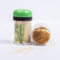 China Eco-friendly Customized Bamboo Toothpicks YHTO003 wholesale