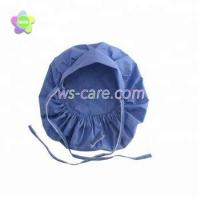 Fitted Large Medical Bouffant or Scrub Cap Surgical Surgery Hat, handmade with all new materials