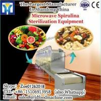 China Tunnel microwave drying machine for tungsten ore with new technoloLD wholesale