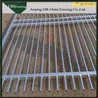 Cheap Decoractive Wrought Iron Fence Panels For Sale