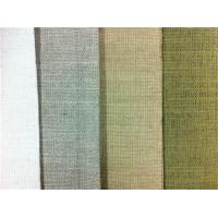 Buy cheap Sofa fabric Cotton linen from wholesalers