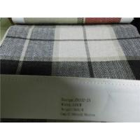 Buy cheap Sofa fabric Flat yarn dyed from wholesalers