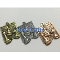 China Medal Product name:Factory price die casting metal medal swimming medal on sale
