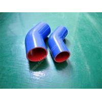 China 60 Degree Bend Intakes Silicone Hose Elbow on sale