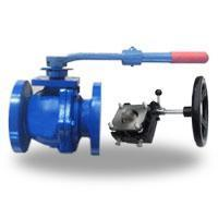 China SSA BV SERIES CAST IRON BALL VALVES on sale