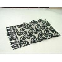 Quality Scarf Polyester Jacquard Scarf for sale