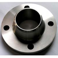 China ASME B 16.5 Ti gr2 titanium WN RF Forged flange for oil & gas industry wholesale