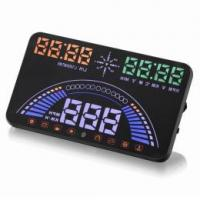 China X3-HUD Head Up Display OBD+GPS on sale