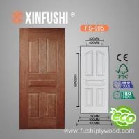 China 4.2mm Wood Veneer Door Skin wholesale