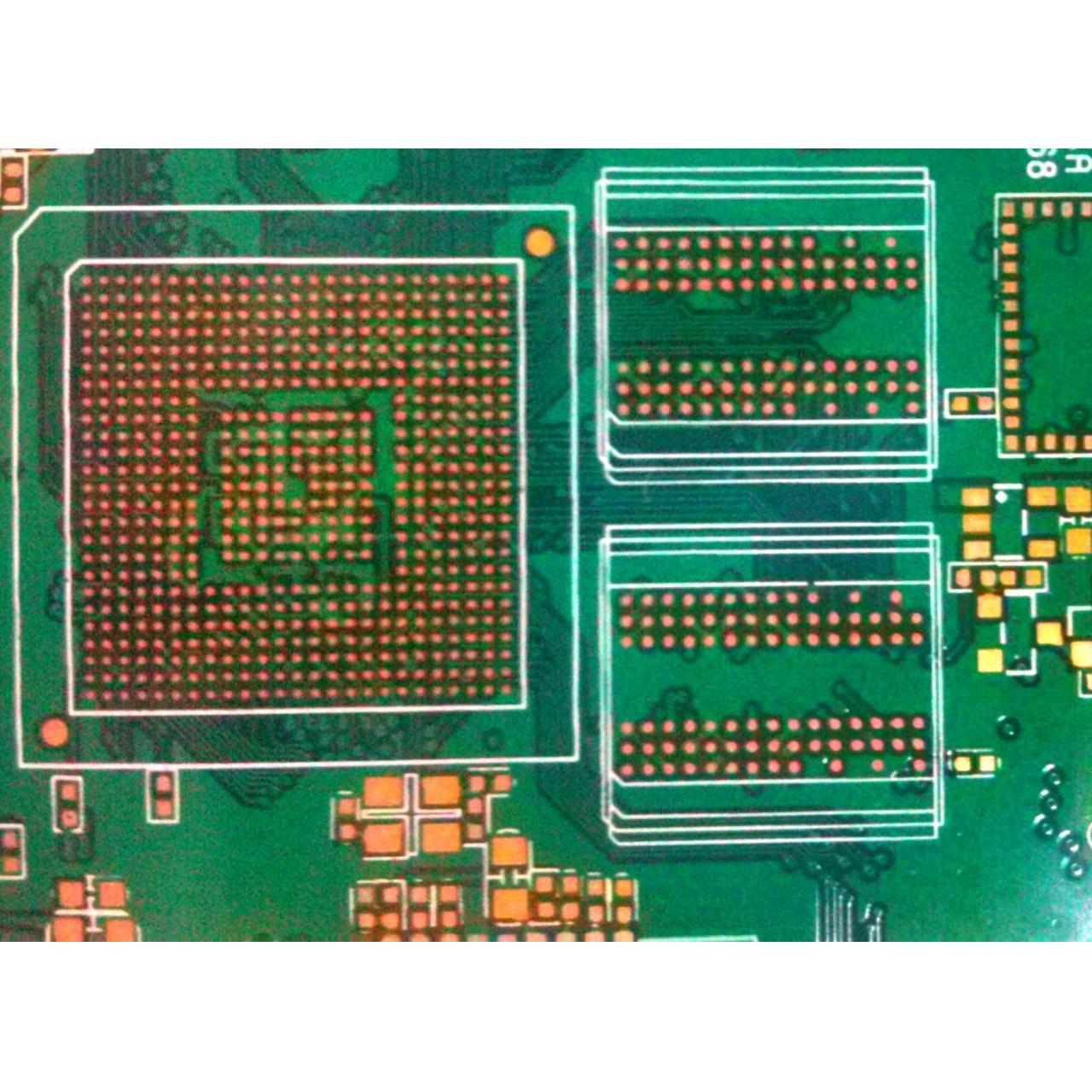 Concentrated Optical Lens Module