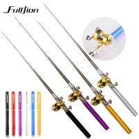 China Fishing Rods with Reels Rod Combo Ice Winter Mini Portable on sale