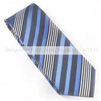 China Polyester products Polyester necktie P61123LB wholesale