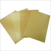 Buy cheap Diamond Dotted Insulation Paper from wholesalers