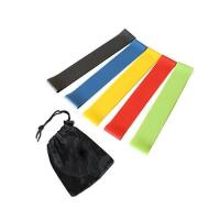 Buy cheap Resistance Loop Exercise Bands, Set Of 3 Or More, With Custom Logo Printed Each from wholesalers