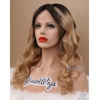 China 1B 27 Silk Top Full Lace Human Hair Wigs YST587 on sale