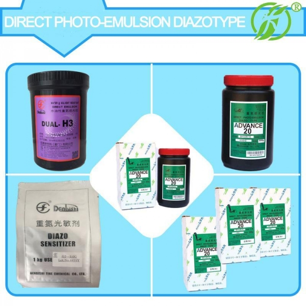 Quality Direct photo-emulsion Diazo type Advance 20 for sale
