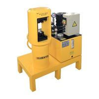 China Hydraulic Steel Wire Rope Swaging Machine on sale