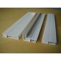 China Double Color Co Extrusion PVC Profile on sale