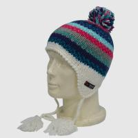 Buy cheap Jacquard Beanie With Bobble from wholesalers