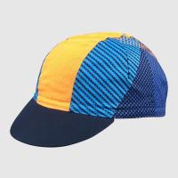 Buy cheap 100% Polyester Cycling Cap Mixed Colors from wholesalers
