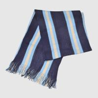 Buy cheap Stripe Acrylic Knit Scarf from wholesalers