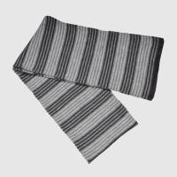 Buy cheap Gray Stripe Knit Scarf from wholesalers