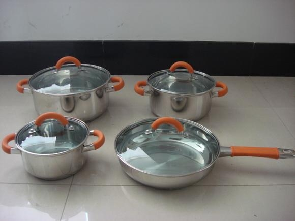 China cookware set non-stick cookware set CYCW-1108
