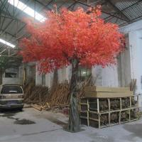 China High simulation Japanese artificial maple tree wholesale
