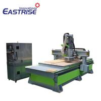 China 1325 ATC Cnc Router with Carrousel Tool Magazine , Disc Tool Magazine,8 Pcs Tool Holders on sale