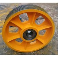 China Elevators Spare Parts Elevators Traction Wheels/Main Sheaves wholesale