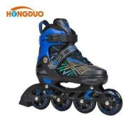 China High quality customizable retractable sizes durable roller skate shoes inline on sale