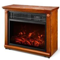Buy cheap Portable Insert Electric Fireplace(With Mantel) from wholesalers