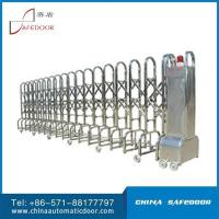 China Stainless Steel Automatic Collapse Door on sale